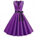 MMM SÉLECTION - Robe Vintage - Robe d'été année 50s Plissée 27,99 € | My Major Market