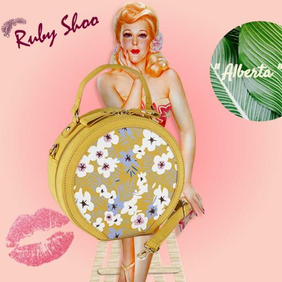 """RUBY SHOO - SAC À BANDOULIÈRE ROND - """"ALBERTA"""""""