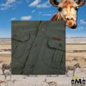 CHEMISE SAFARI - PURE COTON & MANCHES LONGUES - LE NOUVEL EXPLORER 43,99 € | My Major Market