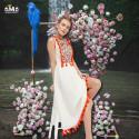 ROBE MAXI POUR FEMME - SANS MANCHES & POMPONS 75,99 € | My Major Market