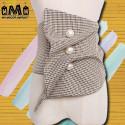CEINTURE LARGE POUR FEMME - SLIM - VICHY 39,99 €   My Major Market