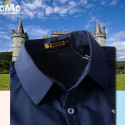 CHEMISE HOMME - MANCHES LONGUES - BRODERIES & VELOURS 79,99 €   My Major Market