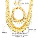 U7 - Parure Bijoux Femme - Géométrique 25,99 € | My Major Market