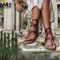 SANDALES POUR FEMME - STYLE GLADIATEUR 29,99 € | My Major Market