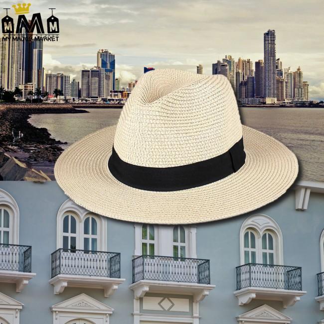CHAPEAU POUR HOMME - PANAMA - PAILLE 25,99 €   My Major Market