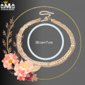 COLLIER FEMME - RAS DE COU - 2 CHAÎNES 15,99 € | My Major Market