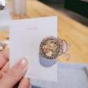 MMM Sélection - Pince Crabe Femme - Bulle Cristal et Strass 5,99 € | My Major Market