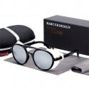 BARCUR - Lunettes de Soleil pour Homme - Rondes - Style Rétro 25,99 € | My Major Market
