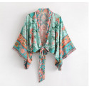 MMM Sélection - Haut pour Femme - Style Kimono - Saisons Printemps-Été 24,99 € | My Major Market