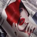 JUPE VINTAGE - STYLE ANNÉES 50 - TAILLE HAUTE - IMPRIMÉE 38,99 € | My Major Market